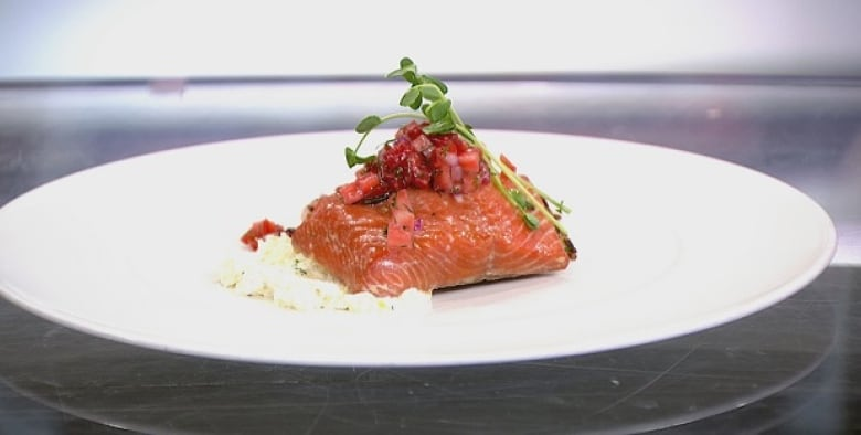 salmon with raspberry and pomegranate salsa - Legal weed turns 1 and seafood test uncovers fishy fish: CBC's Marketplace consumer cheat sheet