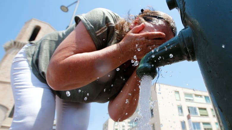 France sets heat record as much of Western Europe swelters