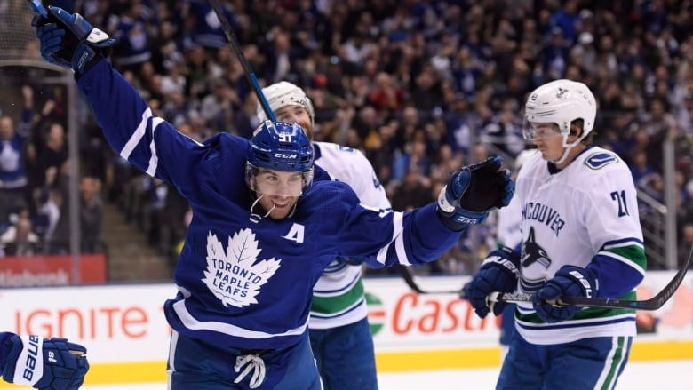 new product 9534a 6a989 John Tavares changed free-agency game last summer | CBC Sports