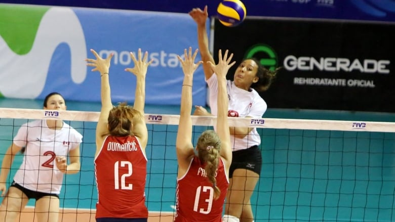 Canada Sweeps Croatia To Advance To Challenger Cup Final Cbc Sports