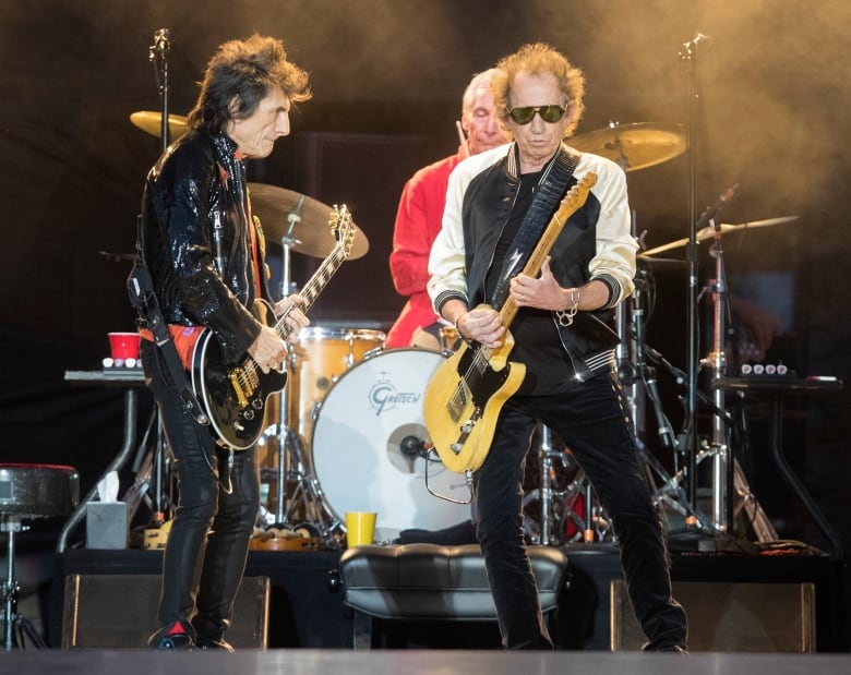 Bad boys of rock': Rolling Stones perform for thousands in
