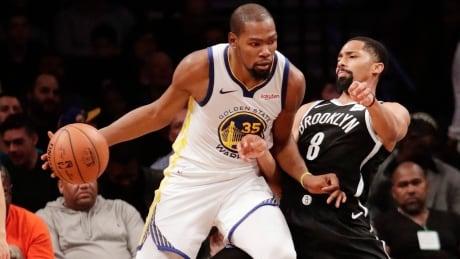 Warriors Nets Basketball