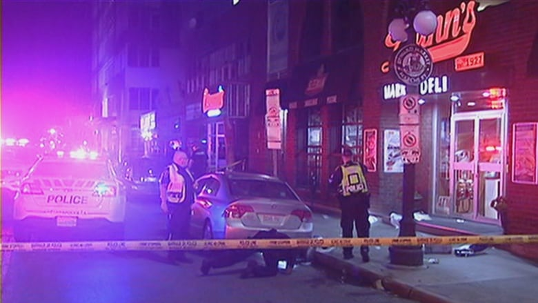 2nd man charged in Canada Day homicide   CBC News