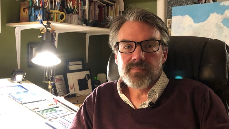 Cartoonist says he wouldn't change anything about controversial Trump cartoon