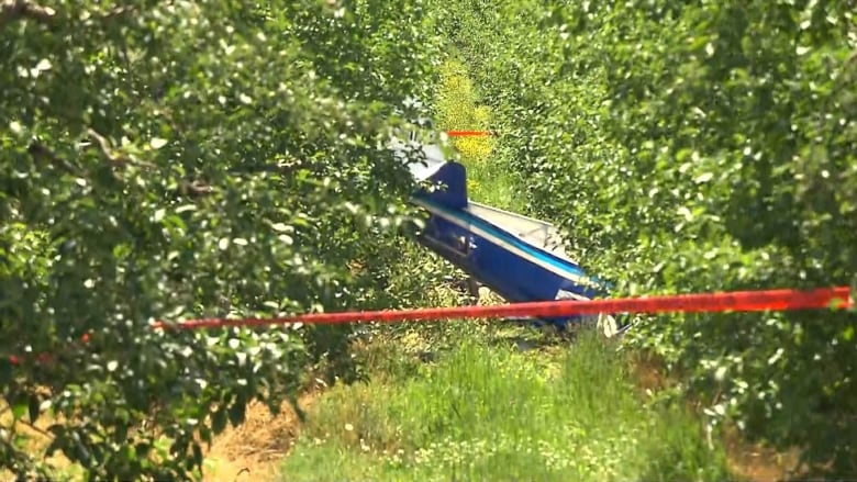 Low altitude a possible cause of fatal Rougemont ultralight crash in 2019