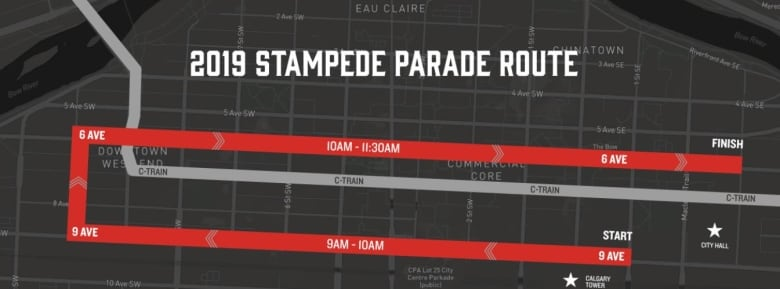 The Stampede Parade Kicks Off Calgary S Annual 10 Day