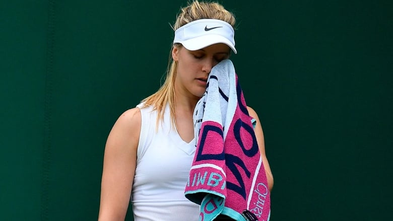 Eugenie Bouchard makes quick exit, dropping her 6th straight match