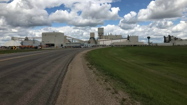 Nutrien starts bringing up 34 workers trapped underground since Tuesday at Cory mine