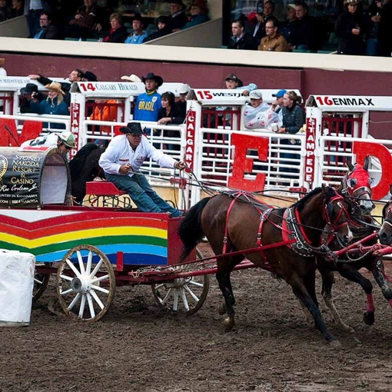 Watch The 2019 Calgary Stampede Rangeland Derby Amp Day 10