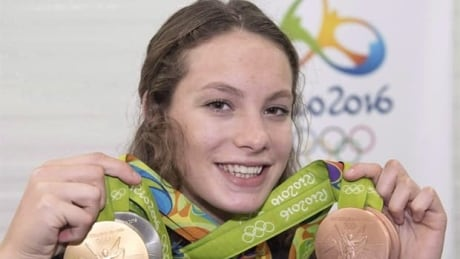 Penny Oleksiak's life changed after Rio Olympics
