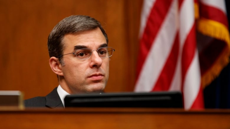 Justin Amash, who's called for Trump impeachment inquiry, says he's leaving Republican Party