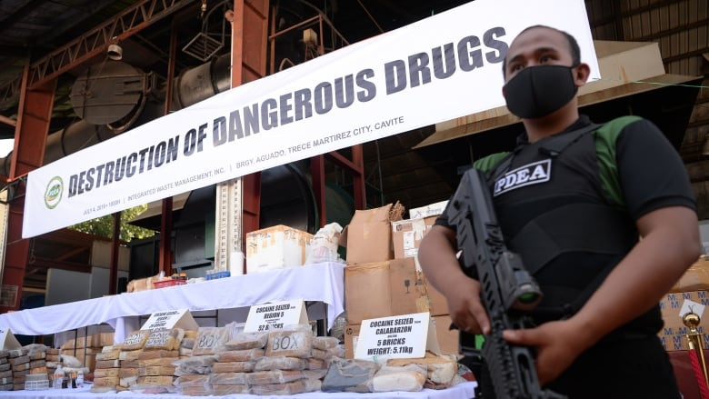 Philippine rights office condemns killing of girl, 3, in drug raid