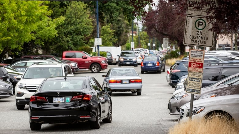 Vancouver may change 260 free parking spaces on one street into paid meters
