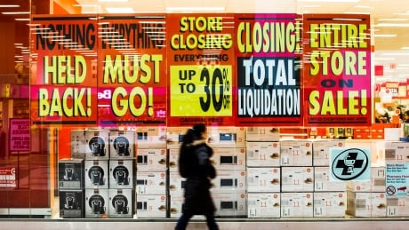 retail liquidation sale