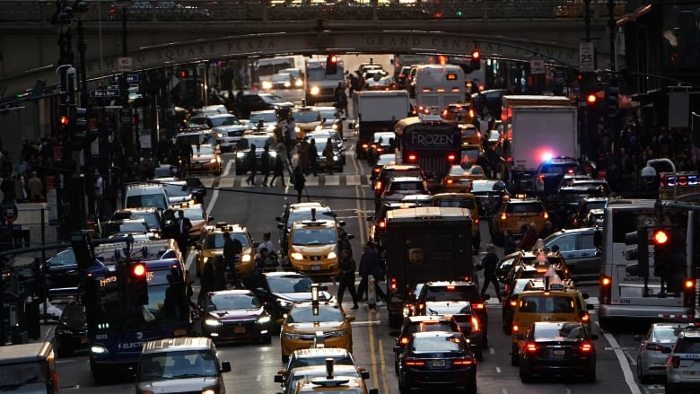 Ride Sharing Was Supposed To Make Traffic Better It S Making It