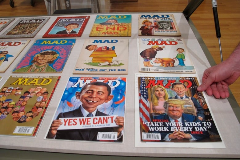 Mad Magazine to stop publishing after 67 years