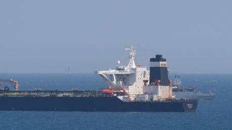 Grace 1 tanker