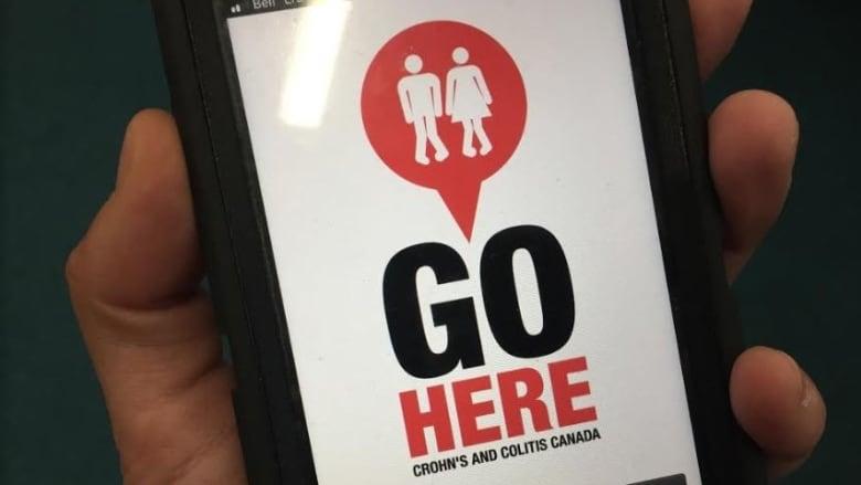 GoHere Washroom Locator App launches in Sudbury