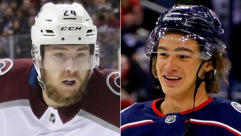 Blue Jackets, Avalanche players arrested on misdemeanor assault over $2,300 bar tab