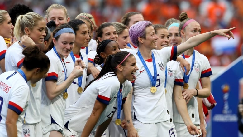 FIFA World Cup Wrap: USA successfully defend World Cup title
