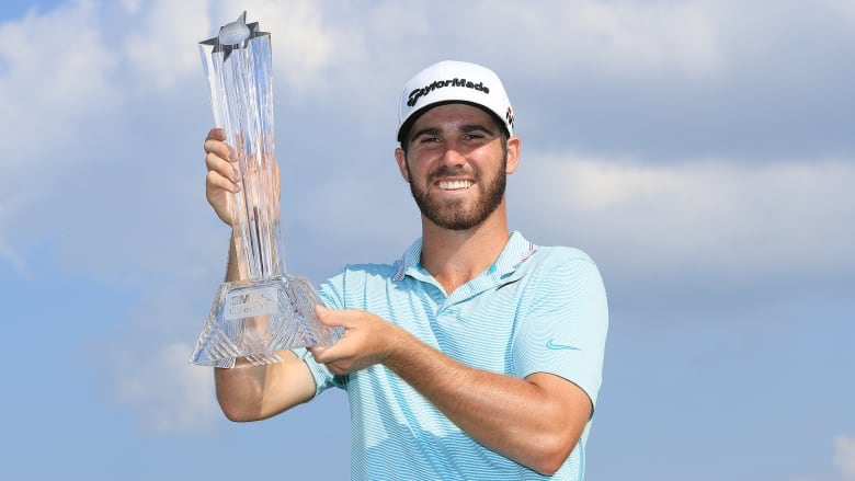 PGA Tour rookie Wolff finishes with eagle to win 3M Open by 1 shot ...