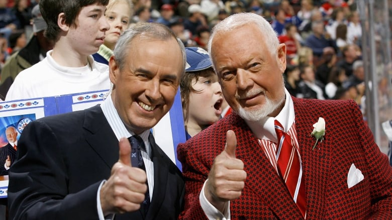 Don Cherry to remain host of Coach's Corner