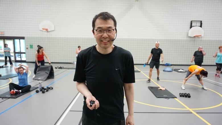 Done some pretty wild things': Find out why Saskatoon gym-goers can