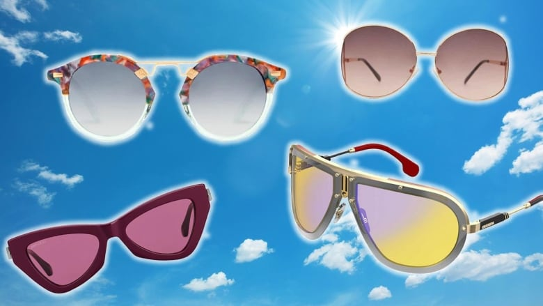 22ad2b02da11 The most stylish new sunglasses for your face shape | CBC Life