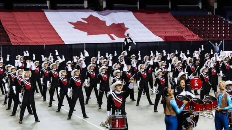 Calgary Stampede Showband crowned world's best | CBC News