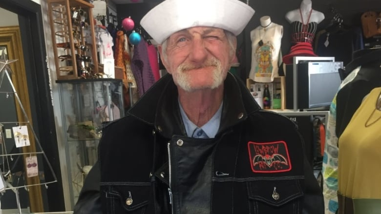 'Sailor' Dan Hicks, cantankerous Saskatoon icon, dead at 65