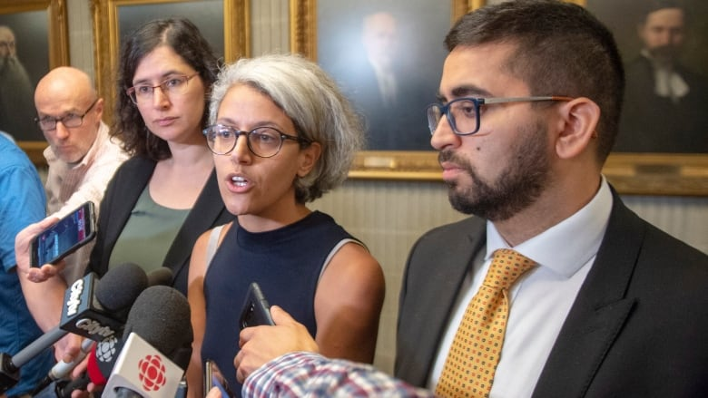 Quebec's religious symbols law passes first legal test as judge refuses injunction