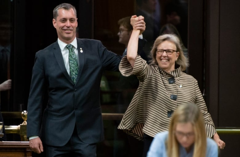 After a stunning spring, Greens might hit their poll ceiling this summer