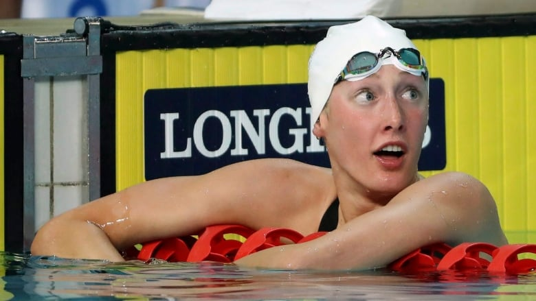 Taylor Ruck has all the makings of Canada's next superstar swimmer