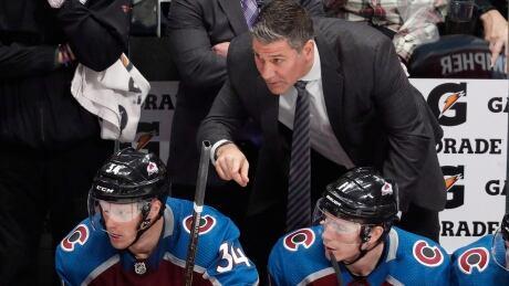 Canadiens Avalanche Hockey