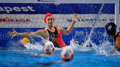 Tonight Canada Vs Hungary In Water Polo Men S 10k