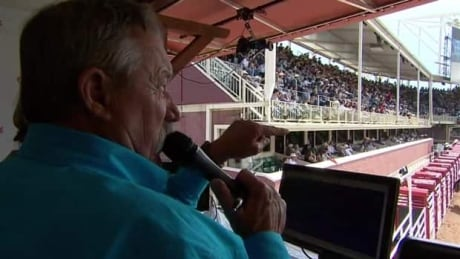 Meet the Voice of Rodeo: Bob Tallman
