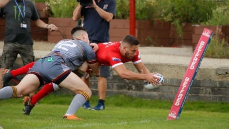 Watch Toronto Wolfpack vs. Featherstone Rovers