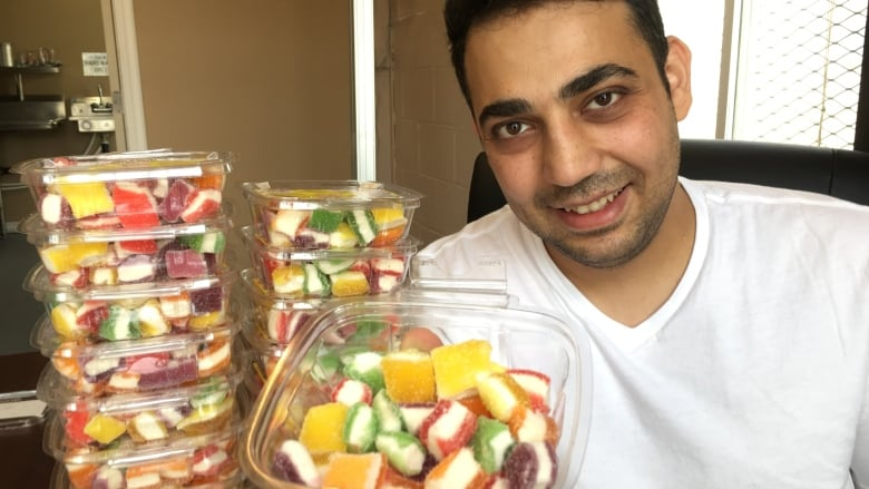 Candy business brings traditional Syrian taste to southwestern Ontario