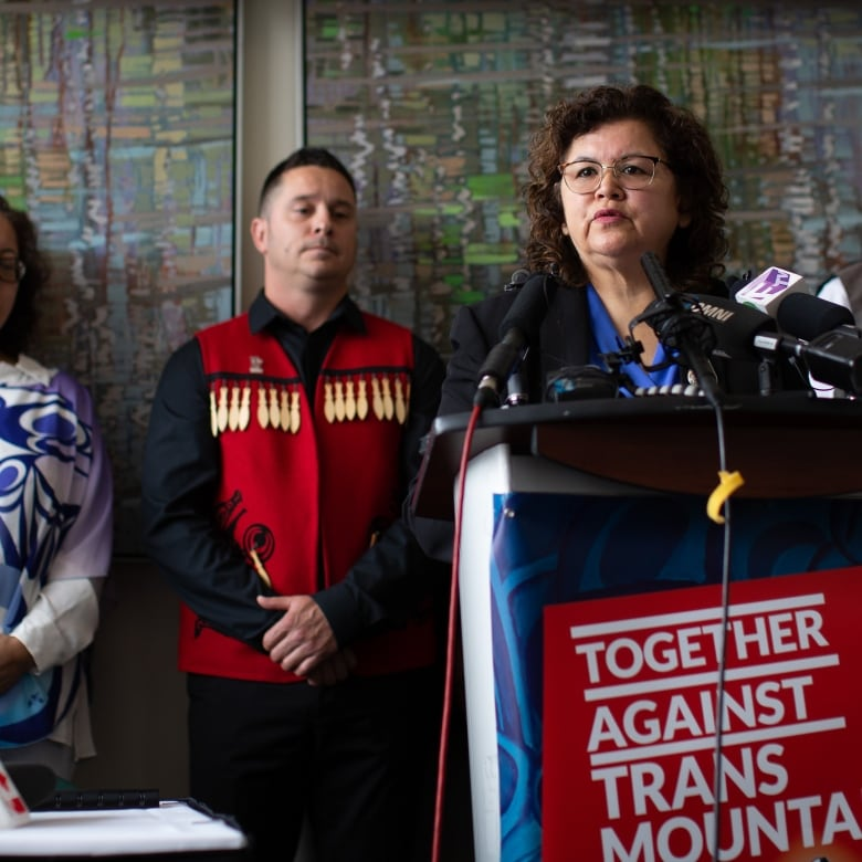 First Nations Launch New Court Challenge To Trans Mountain