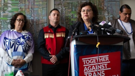 First Nations Pipeline Lawsuit