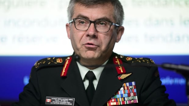 Military's second-in-command to resign