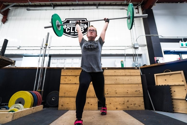 Kindergym Inside The World Of Competitive Child Weightlifting Cbc News