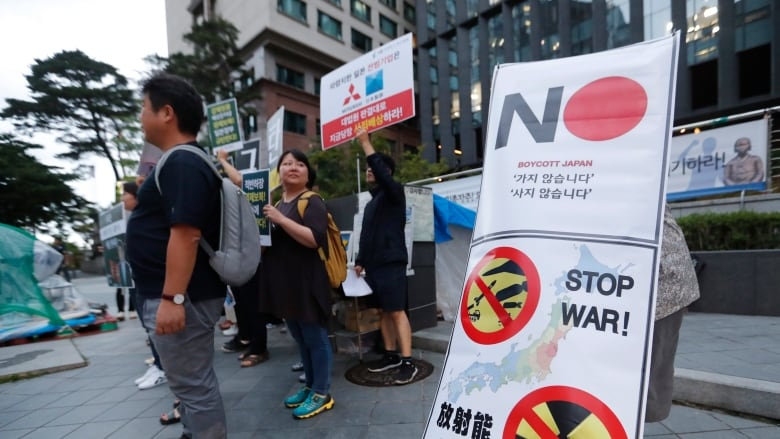 Japan-South Korea relations ebbing again, threatening trade and