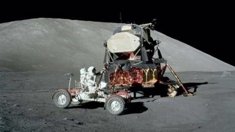 Gene Cernan Apollo 17