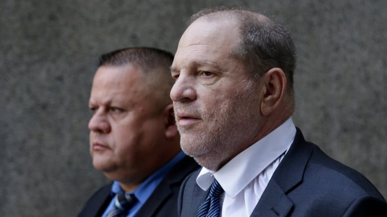 Judge approves new Harvey Weinstein legal team led by #MeToo