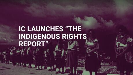 Indigenous Rights Report