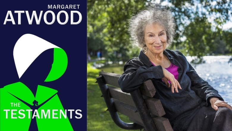 Margaret Atwood's The Testaments gets early release — by