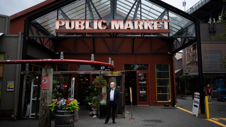 How the 'incredible beauty' of 4 industrial buildings inspired the Granville Island Public Market