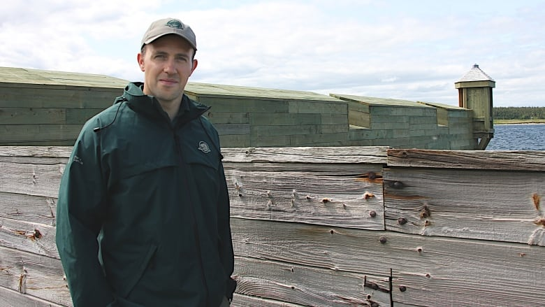 Fortress of Louisbourg braces for future with modern defences