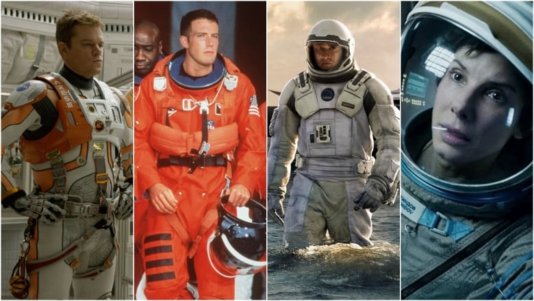 'It's the worst': Astronauts sound off on what Hollywood gets right and wrong about space